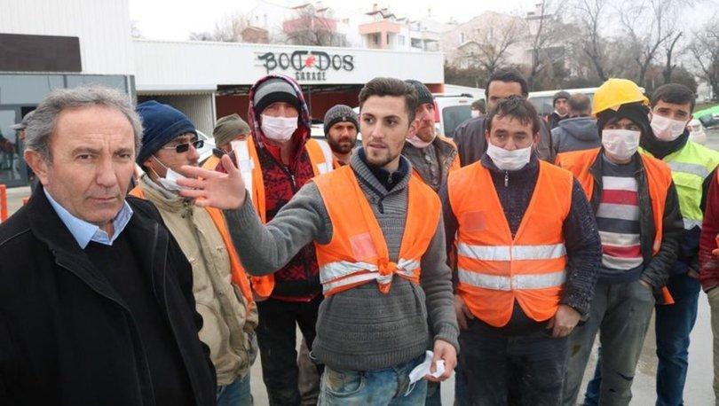 Ankara'da panik yaratan koku!