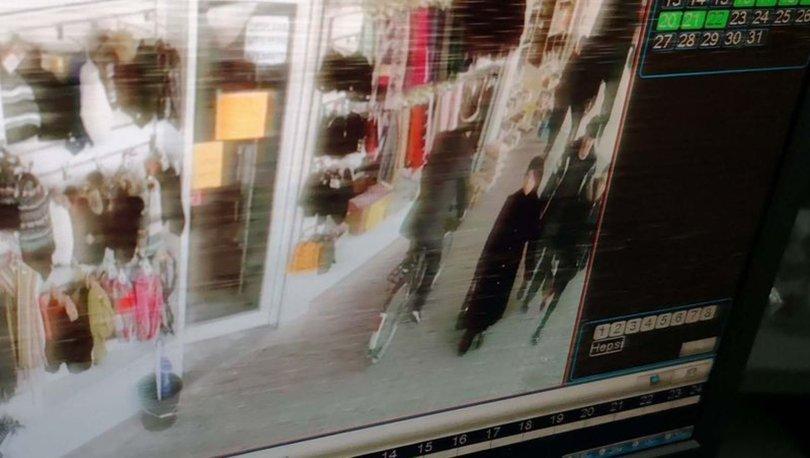 Bursa'da kilitli bisikleti çalan hırsız kayıplara karıştı