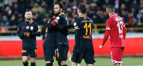 Galatasaray avantajı kaptı!