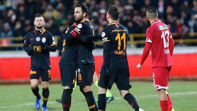 Boluspor Galatasaray
