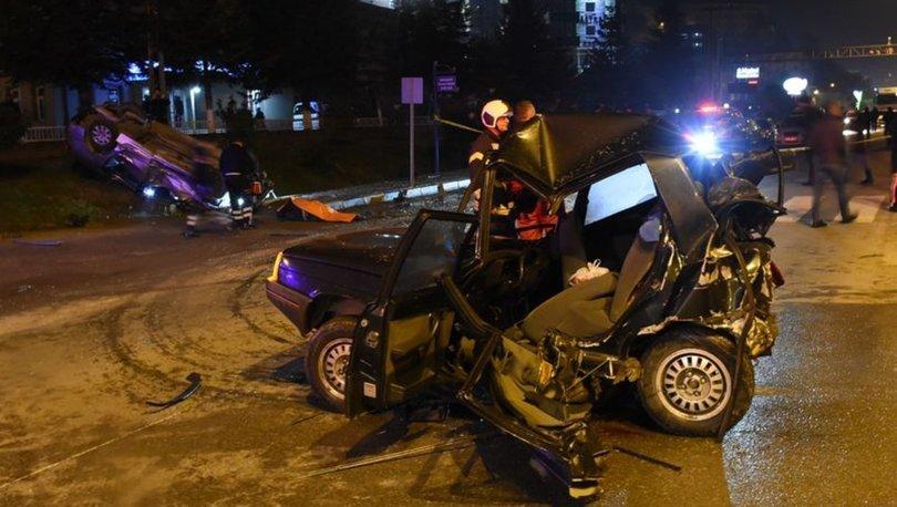 bartın trafik kazası