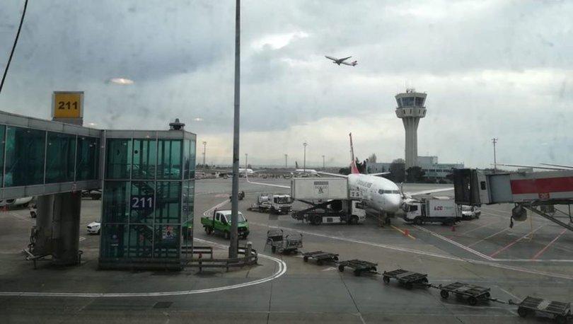 Atatürk Havalimanı'nda zorlu gün...