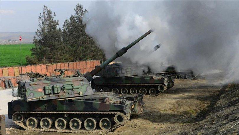 TSK Tel Rıfat YPG/PKK
