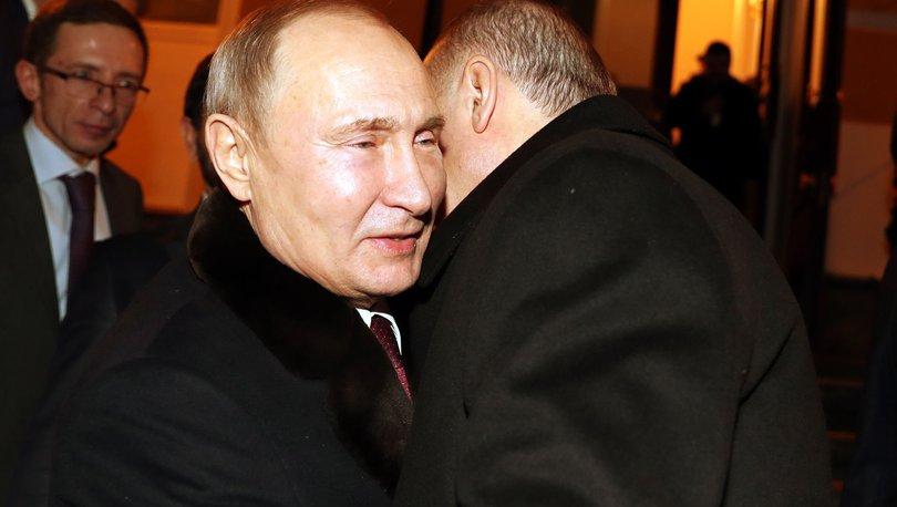 Recep Tayyip Erdoğan Rusya