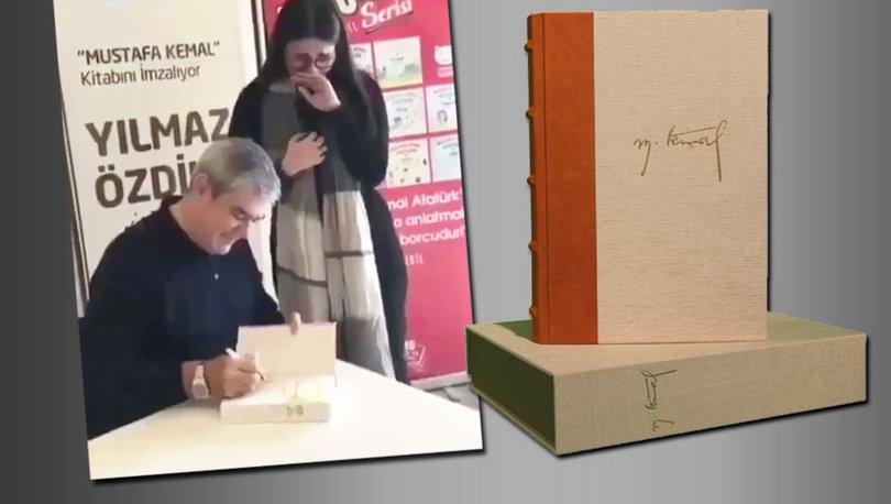 Mustafa Kemal kitabı