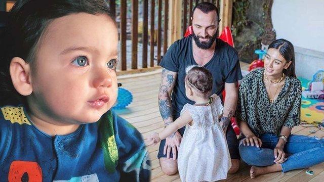 Berkay-Özlem Ada Şahin çifti: Kızımız olacak - Magazin haberleri