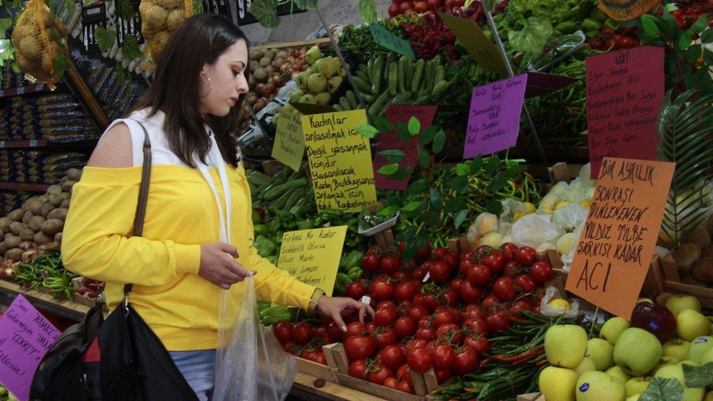 Pahalı gayrimenkul, ucuz gıda olmaz