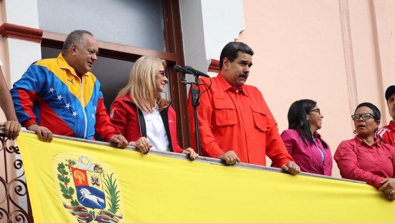 Venezuela ABD Maduro