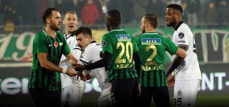 Akhisar, Beşiktaş maçı için karar verildi