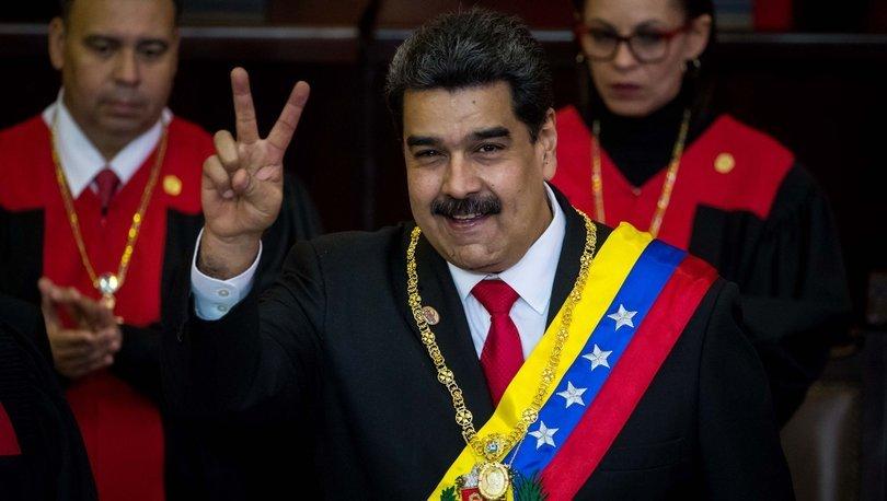 Facebook ve Instagram'ın Maduro açıklaması...