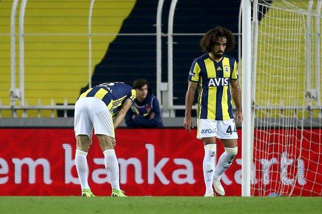 Fenerbahçe'ye Ersun Yanal da çare olmadı!