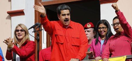 """Maduro: """"Hiçbir koşulda istifa etmeyeceğim"""""""
