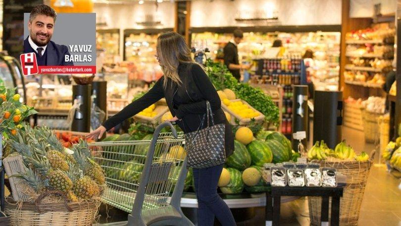 Son dakika: Fiyat artışları marketlerin cirolarını nasıl etkiledi? Marketlerde gerçek zam oranı kaç? 2