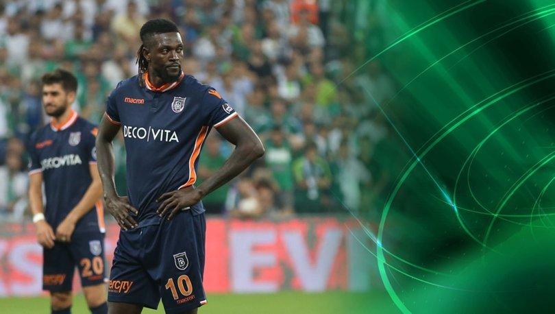 SON DAKİKA! Gümüşdağ'dan Adebayor ve Fenerbahçe açıklaması