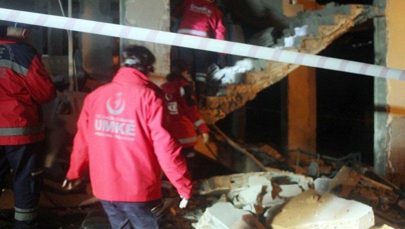 Son dakika: Hatay'da kazan dairesinde patlama!