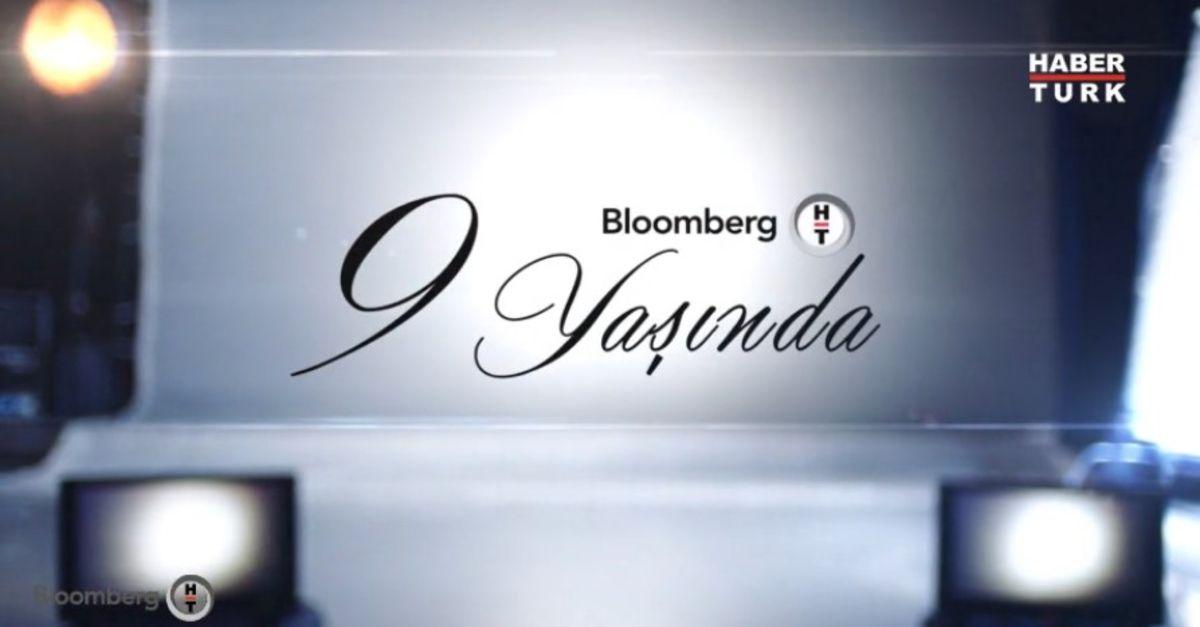Bloomberg Ht 9 Yaşını Kutluyor Magazin Haberleri