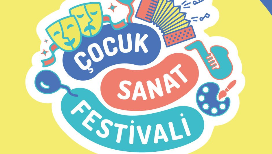 Çocuklar için sanat festivali