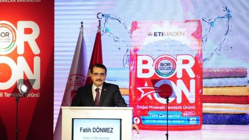 Türkiye'nin yeni temizlik ürünü: