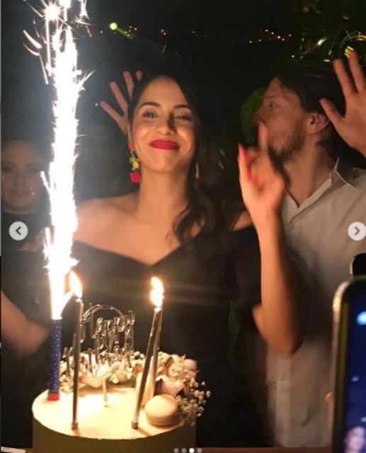 Beyza Şekerci yeni yaşını kutladı - Magazin haberleri