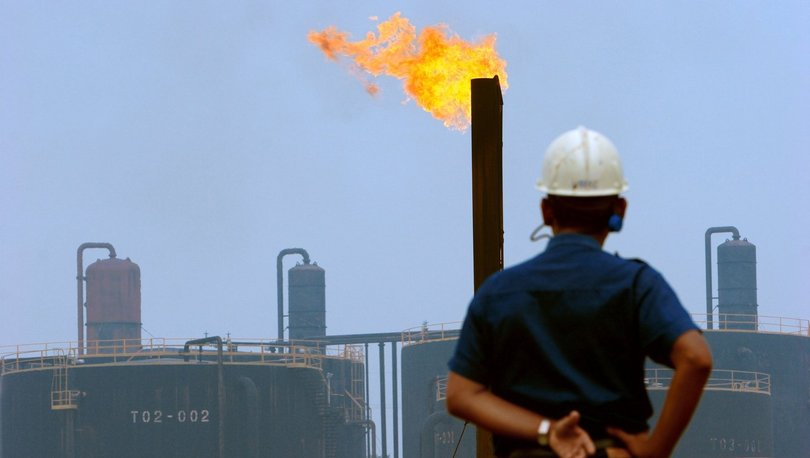 doğalgaz ateş