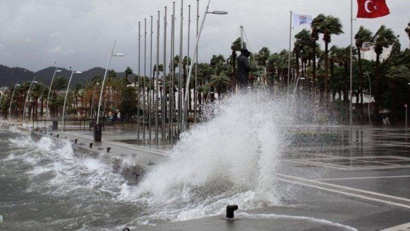 İzmir hava durumu! 27 Ocak Yarın İzmir'de havalar nasıl olacak?