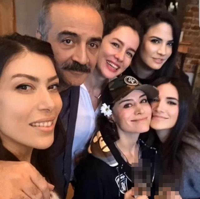 Yılmaz Erdoğan eski eşi Belçim Bilgin'in doğum günü partisine katıldı - Magazin haberleri