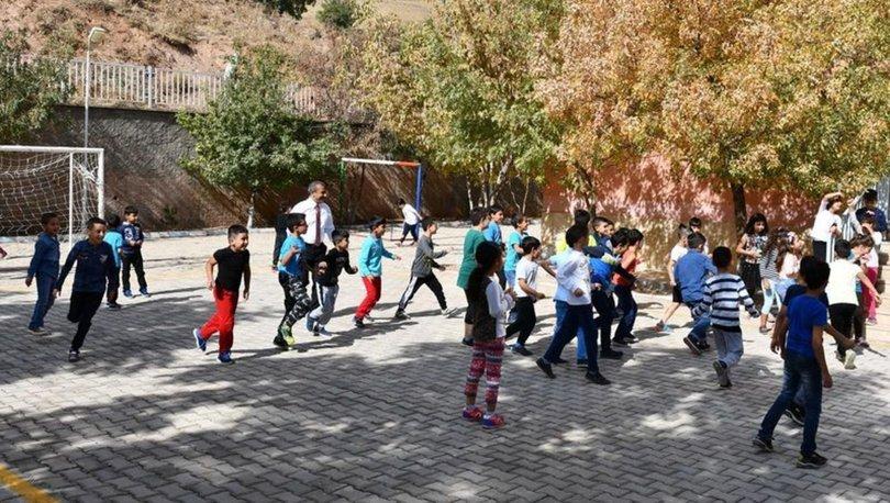 Okul ve mahalle spor salonları