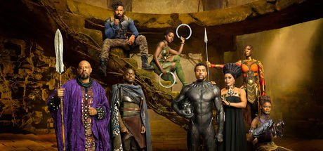 Oyuncular 'Black Panther' dedi
