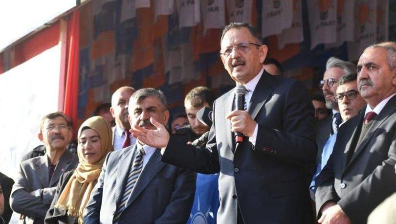 Mehmet Özhaseki AK Parti Ankara