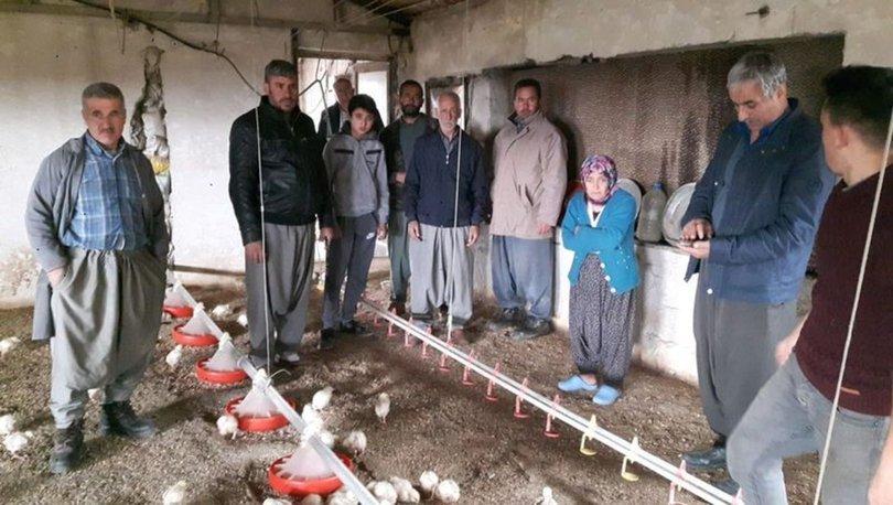 Adana Valilliği 3 milyon civciv için devrede