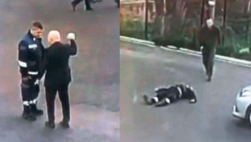Zabıta memurunu döven eski zabıta daire başkanı hakim karşısına çıktı 82