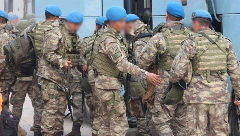 Hatay Suriye komando sevkiyatı Kilis