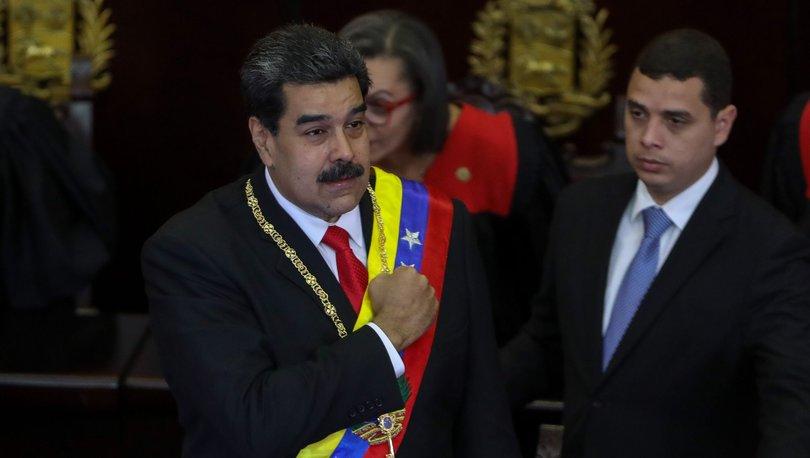 Son dakika... Madurodan flaş Trump açıklaması
