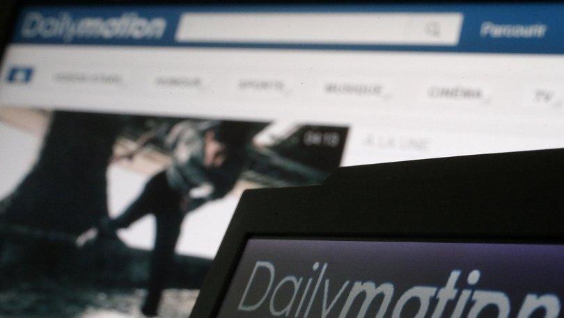 Video paylaşım sitesi Dailymotion