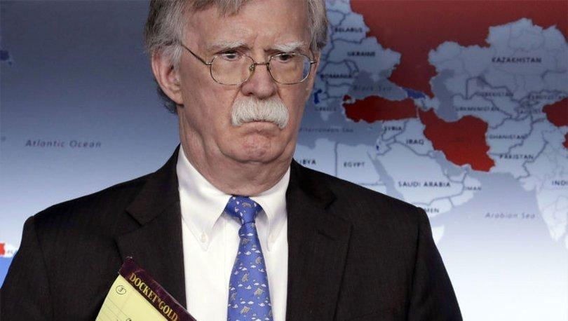 John Bolton ABD