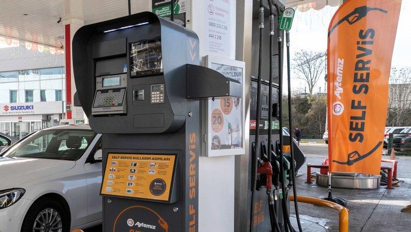 'Deposunu kendisi dolduran benzini daha ucuza alacak'
