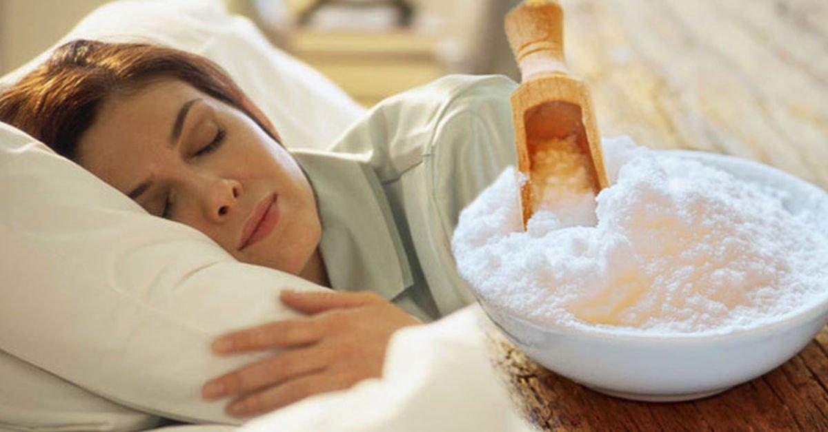 Yatağınıza karbonat döküp bekleyin! İşte sonuç
