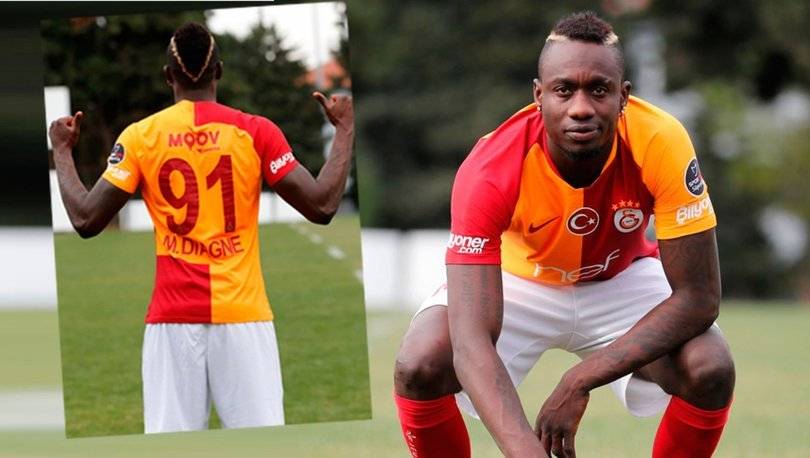 SON DAKİKA! Galatasaray Diagne'nin maliyetini açıkladı!
