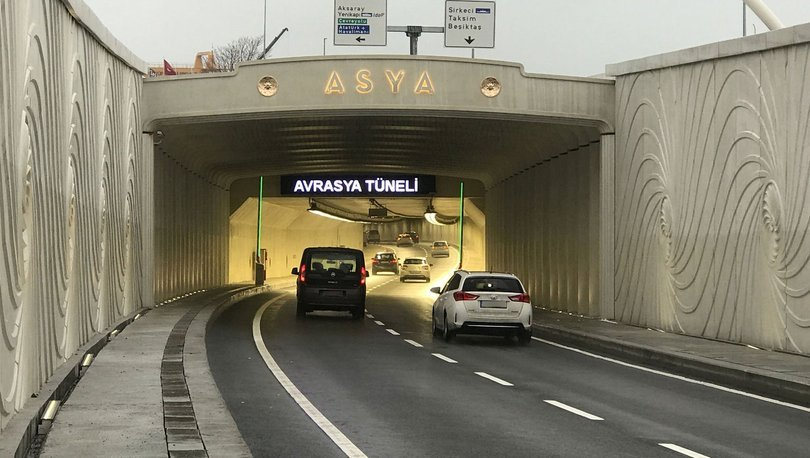 Son dakika: Ulaştırma Bakanlığı'ndan Avrasya Tüneli'ne zam açıklaması!