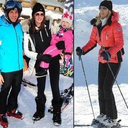 Ortak tutkuları kayak...
