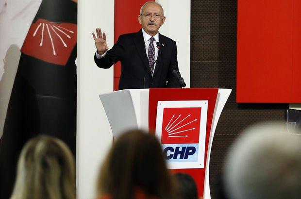 Kritik ilçelere onay Kılıçdaroğlu'na yetki