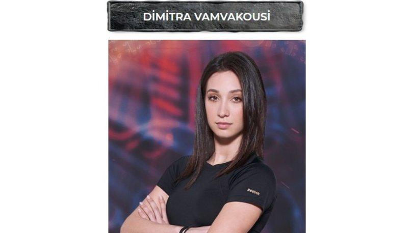 Dimitra Vamvakousi kimdir? Survivor'ın güzel yarışmacısı Dimitra Vamvakousi kaç yaşında, mesleği ne?