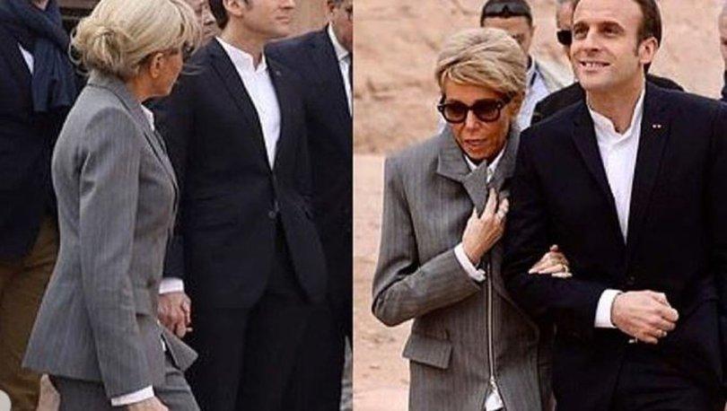 Brigitte Macron Un Pahali Ayakkabisi Odunc Cikti Dunya Haberleri
