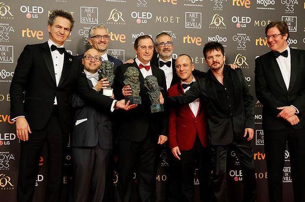 Goya sinema ödülleri