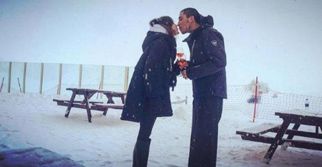 Can Bonomo ile Öykü Karayel'den aşk dolu paylaşım - Magazin haberleri