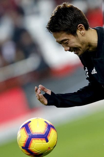 Son dakika Beşiktaş haberleri! Kagawa dünya gündeminde