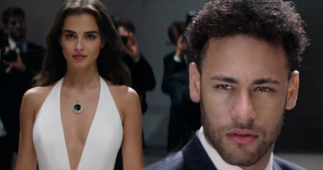 Elif Aksu, Neymar ile el ele- Magazin haberleri
