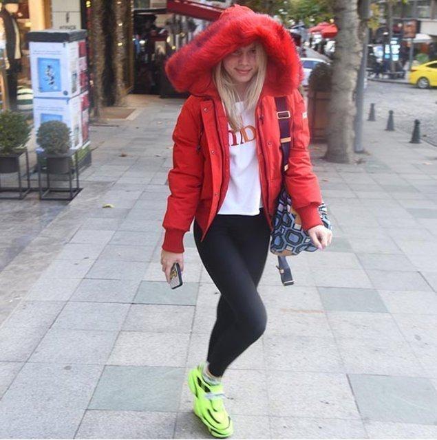Aleyna Tilki'nin paylaşımına Liam Vandiar'dan olay yorum! - Magazin haberleri
