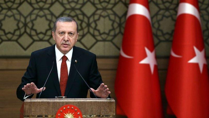 Son dakika: Cumhurbaşkanı Erdoğan: Üniversite sanayi işbirliğini daha ileri taşımalıyız
