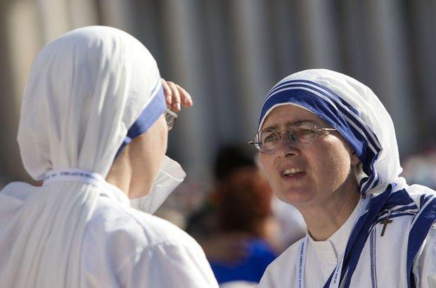 Cinsel istismarlar rahibeleri isyan ettirdi
